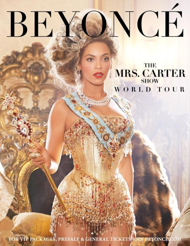 Beyonce: Visual Rhetoric